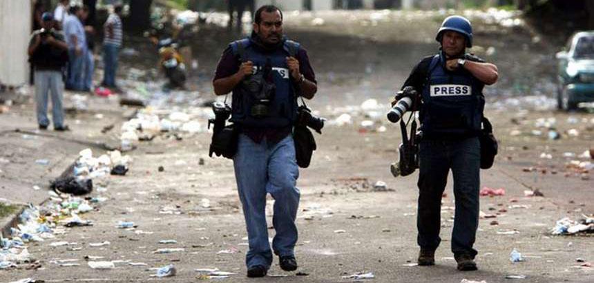 रोकिएन पत्रकारमाथिको आक्रमण र हत्या