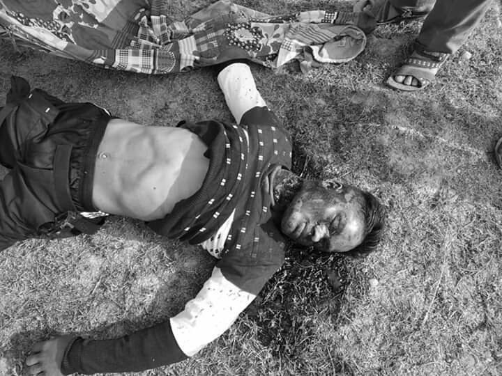 काेहलपुरमा युवककाे घाँटी रेटेर हत्या